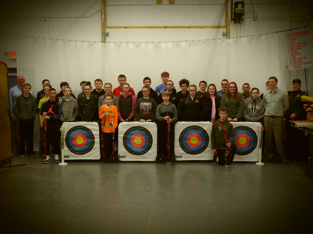 Ridgedale NASP Archery Program 2018