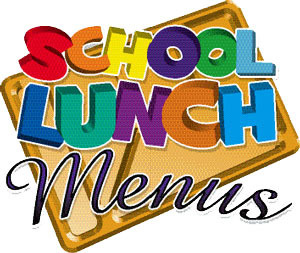 March Lunch Menus