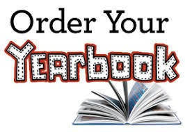 Jr./Sr. High Yearbook On Sale Now