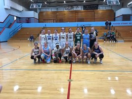 Pictures from Battle at the Ridge. High School Girls Invitational