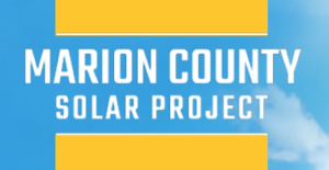 Marion County Solar Project Virtual Meeting Invite