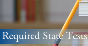 Middle School - Required State Tests Schedule