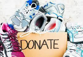 Shoe Drive Booster Fundraiser
