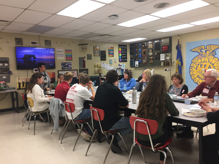FFA Advisory Committee Meeting