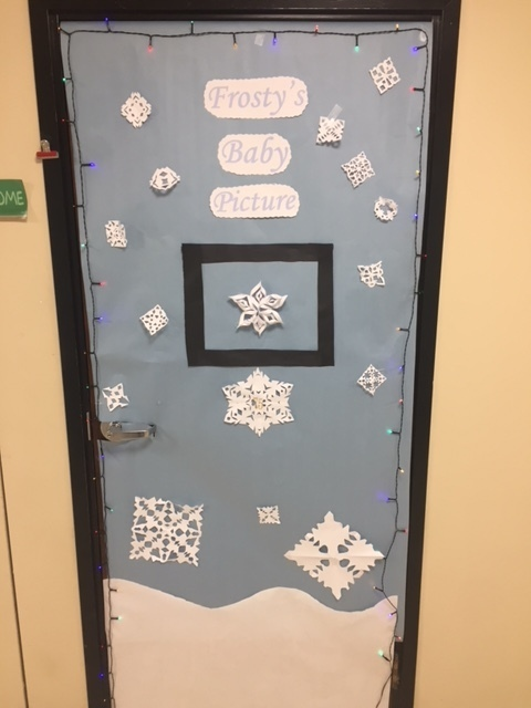 Mr. Thiel's Door, 1st place