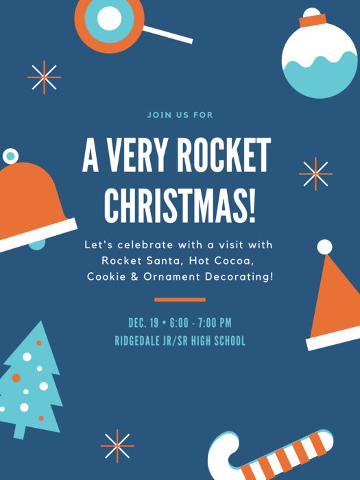 A Very Rocket Christmas