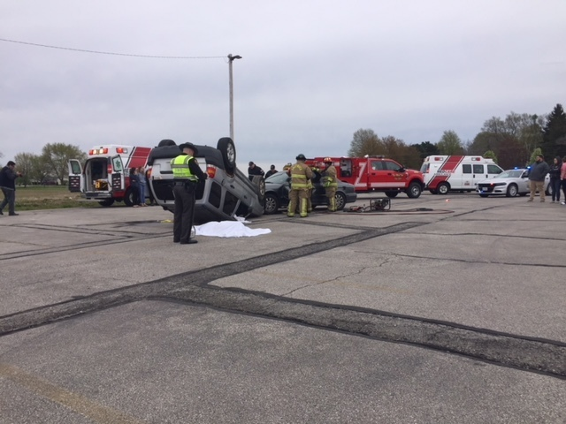 RHS Mock Crash