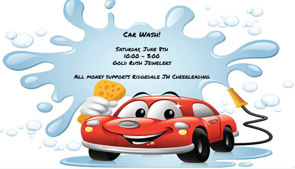 Car Wash June 8