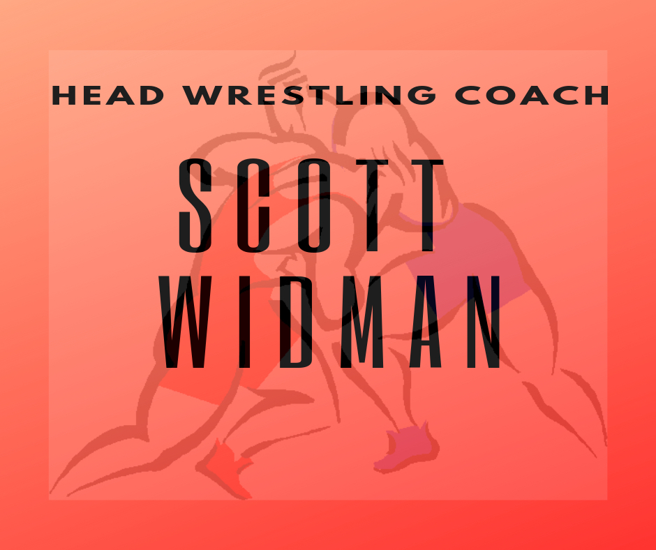 Scott Widman Wrestling Coach