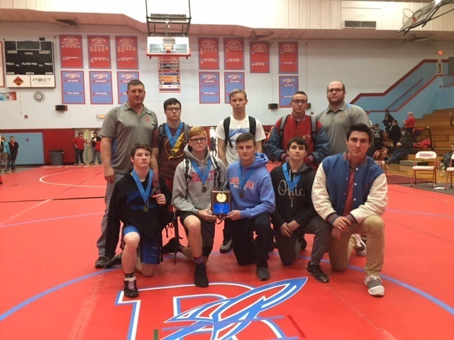 Ridgedale Wrestler, RHS Invite Runner-Up