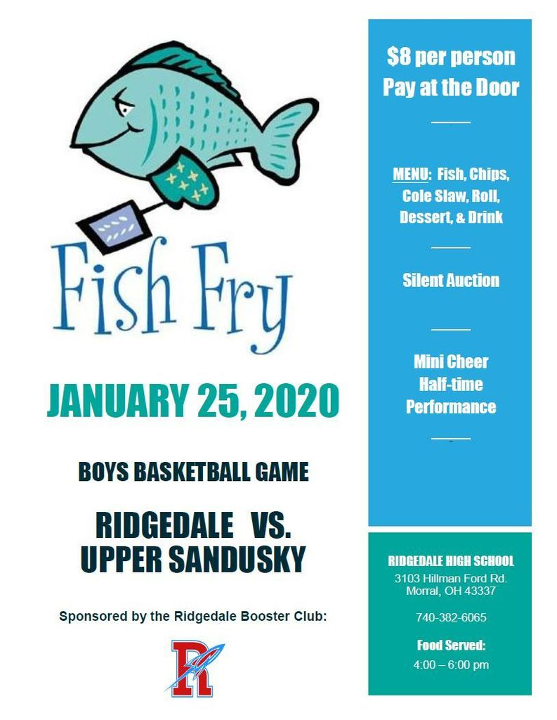 Fish Fry Information